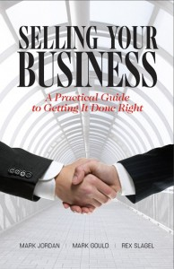 Selling Your Business Book Cover